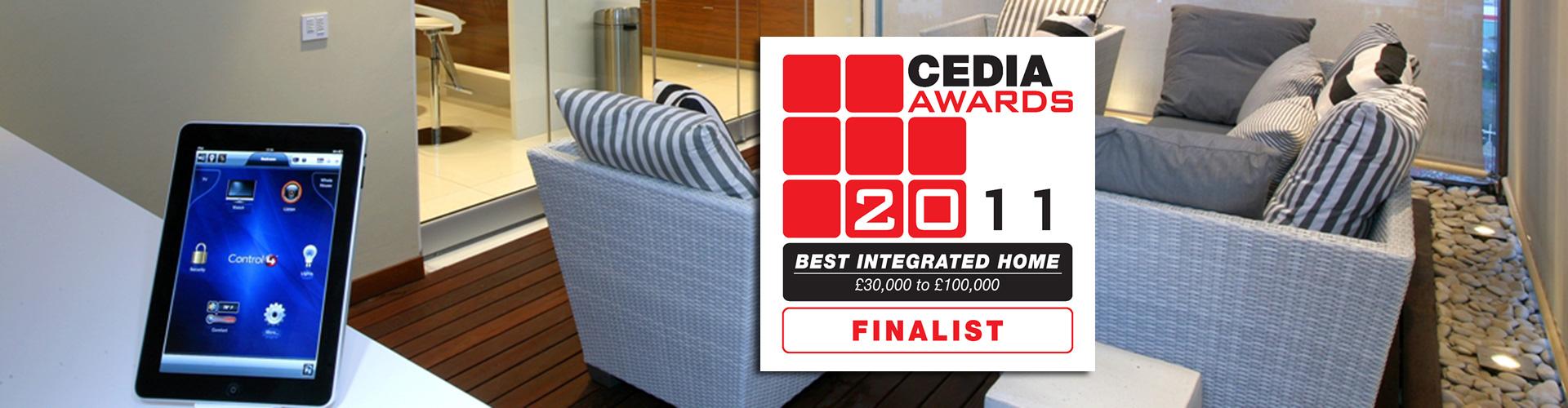 CEDIA award, βράβευση
